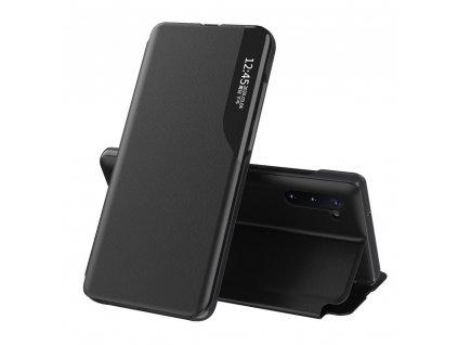 Pouzdro ECO Leather View pro Samsung N975 Galaxy NOTE 10 Plus černé