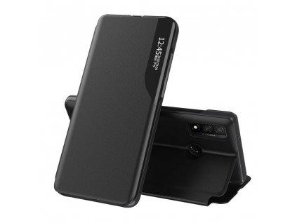 Pouzdro ECO Leather View pro Samsung Galaxy A40 černé