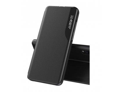 Pouzdro ECO Leather View pro Samsung Galaxy A10 černé