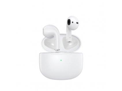 Dudao U14Pro TWS bezdrátové bluetooth sluchátka bílé