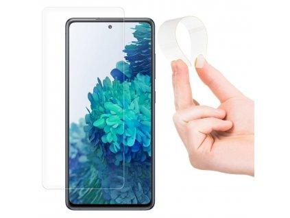 Wozinsky Nano Flexi ochranné tvrzené sklo pro Samsung Galaxy S20 FE 5G, 9111201915305