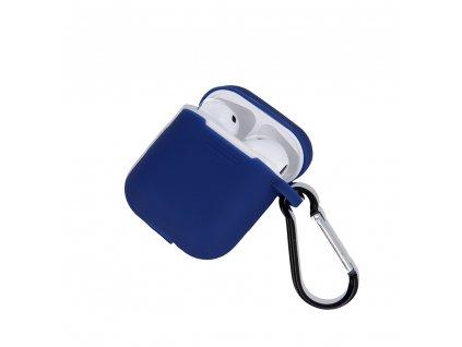 OEM silikonové pouzdro pro Apple AirPods 1/2 modré