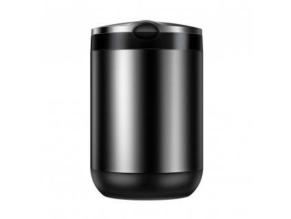 BASEUS CRYHG01-01 Mini popelník do auta s LED osvětlením černý