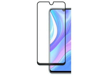 9H / 5D ochranné tvrzené sklo pro Huawei P40 Lite, černé 5900495847201