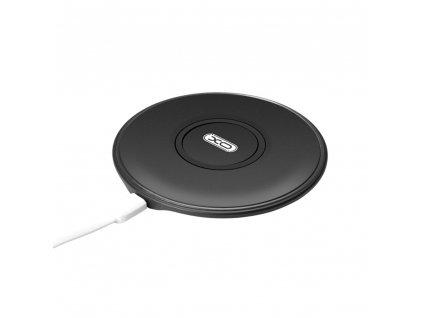 XO WX010 bezdrátová nabíječka 5W QI černá