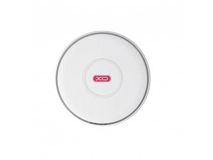 XO WX010 bezdrátová nabíječka 5W QI bílá