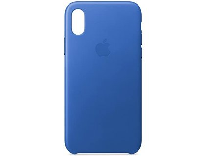 Apple MRGG2FE/A pouzdro iPhone X / Xs electric blue