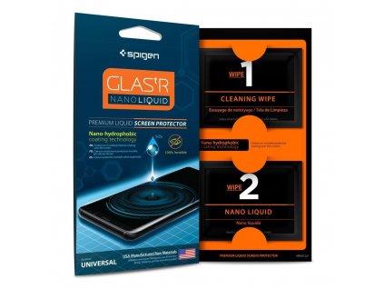 Spigen Nano Liquid Glas.Tr 9H / tekuté ochranné sklo 8809522197333