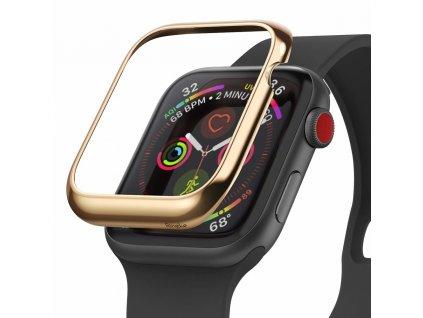 Ringke Bezel pouzdro / kryt k Apple Watch 44mm gold / zlatá