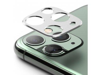 Ringke super durable ochrana na zadní kameru pro Apple iPhone 11 PRO / 11 PRO MAX silver