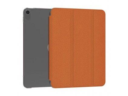 Kingxbar Bussines pouzdro pro Apple iPad Air 2020 orange