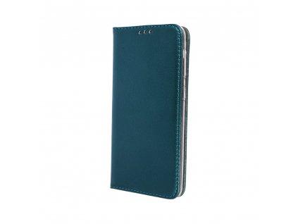 Pouzdro Smart Magnetic pro Samsung Galaxy A52 5G zelené