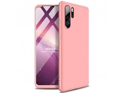 Pouzdro GKK 360 pro Huawei P30 PRO růžové