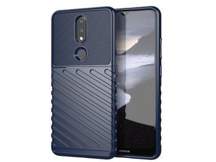Pouzdro Thunder Case pro Nokia 2.4 modré