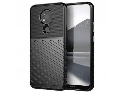 Pouzdro Thunder Case pro Nokia 3.4 černé