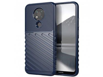 Pouzdro Thunder Case pro Nokia 3.4 modré