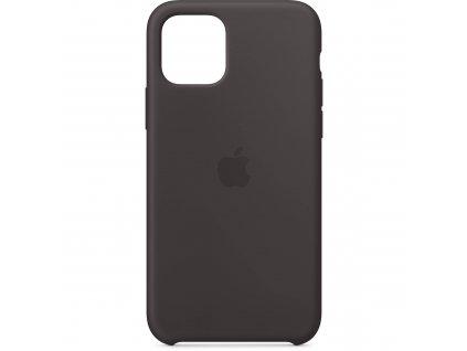 Apple MX002ZM/A pouzdro iPhone 11 PRO MAX, černé (volně, rozbaleno)