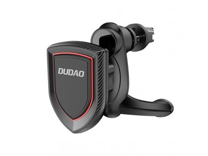DUDAO F6Pro magnetický držák do mřížky ventilátoru černá / carbon