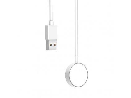 XO CX002 nabíječka pro Apple Watch 2/3/4/5/6/SE bílá