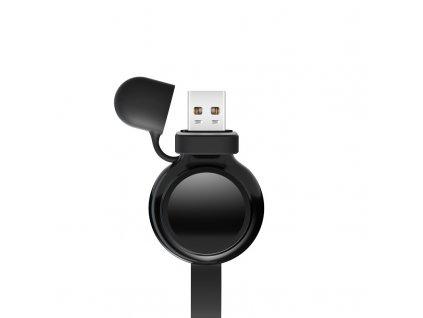 XO CX003 nabíječka pro Apple Watch 2/3/4/5/6/SE černá