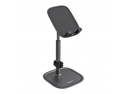 Baseus SUWY-A01 stolní držák na tablet / mobilní telefon černý