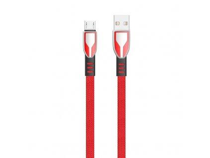 Dudao L3PROM USB kabel - Micro USB / 1m / 5A červený