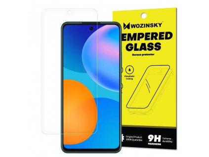 Wozinsky ochranné tvrzené sklo pro Huawei P Smart 2021 (9H, 0,26mm) 9111201917057