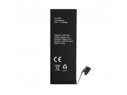 OEM Baterie pro Apple iPhone 5 / 1440 mAh (bulk) - HQ