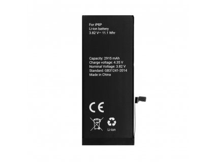 OEM Baterie pro Apple iPhone 6+ / 2915 mAh (bulk) - HQ