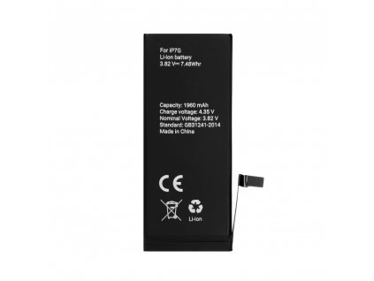 OEM Baterie pro Apple iPhone 7 / 1960 mAh (bulk) - HQ