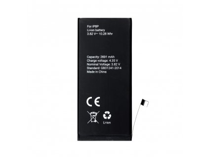 OEM Baterie pro Apple iPhone 8+ / 2691 mAh (bulk) - HQ