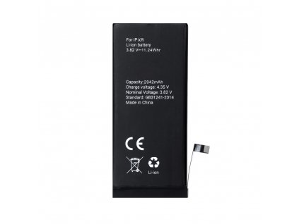 OEM Baterie pro Apple iPhone Xr / 2942 mAh (bulk) - HQ
