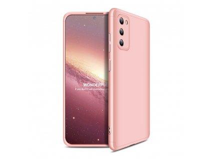 Pouzdro GKK 360 pro Samsung Galaxy A41 růžové