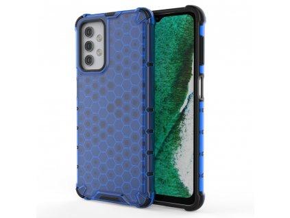 HoneyComb Armor Case odolné pouzdro pro Samsung Galaxy A32 5G modré