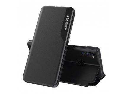 Pouzdro ECO Leather View pro Samsung Galaxy A11 / M11 černé