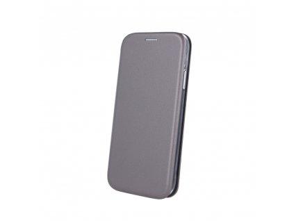 Pouzdro Smart Diva pro Apple iPhone X / Xs šedé