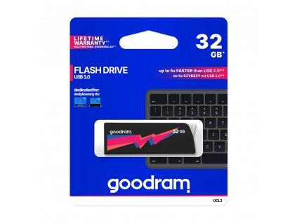 Goodram UCL3-0320K0R11, 32GB flash disk / USB 3.0