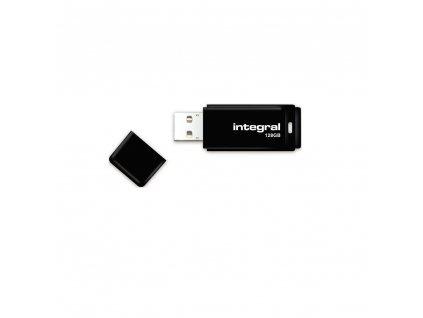 Integral USB 2.0 flash disk 128GB černý