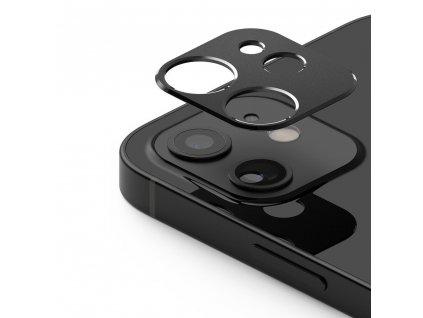 Ringke super durable ochrana na zadní kameru / sklíčko pro Apple iPhone 12 Mini black