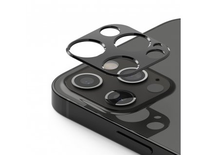 """Ringke super durable ochrana na zadní kameru / sklíčko pro Apple iPhone 12 PRO (6,1"""") grey"""
