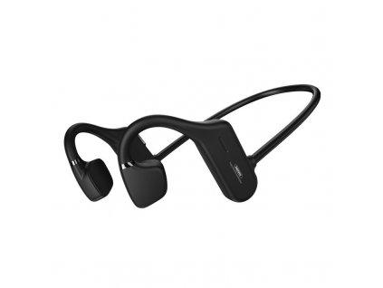 Remax RB-S32 sportovní bezdrátové bluetooth BT 5.0 sluchátka černé