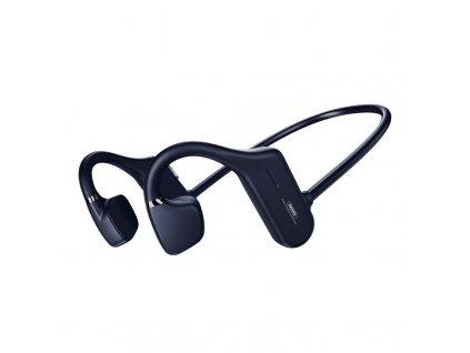 Remax RB-S32 sportovní bezdrátové bluetooth BT 5.0 sluchátka modré
