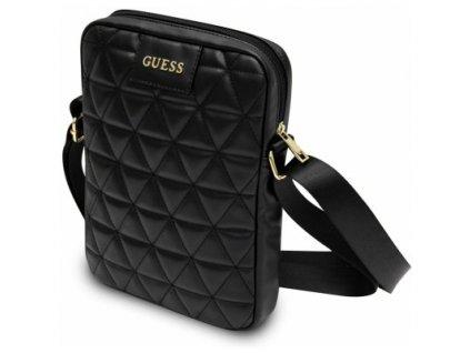 """GUESS GUTB10QLBK univerzální pouzdro / taška přes rameno velikost do 10"""""""