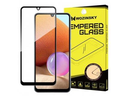 Wozinsky Full Glue tvrzené sklo Samsung Galaxy A32 4G černé 9111201929944