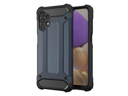 Hybrid Armor Case odolné pouzdro pro Samsung Galaxy A32 5G modré