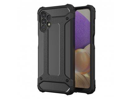 Hybrid Armor Case odolné pouzdro pro Samsung Galaxy A32 5G černé