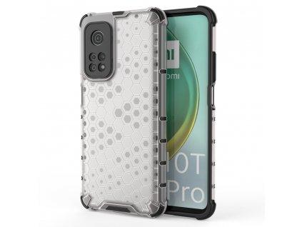 HoneyComb Armor Case odolné pouzdro pro Xiaomi Mi 10T PRO / Mi 10T clear