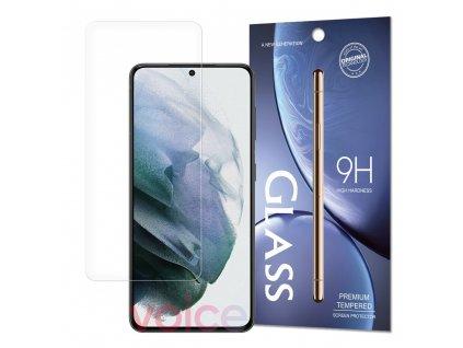 9H ochranné tvrzené sklo Premium pro Samsung Galaxy S21+ 5G, 9111201924192
