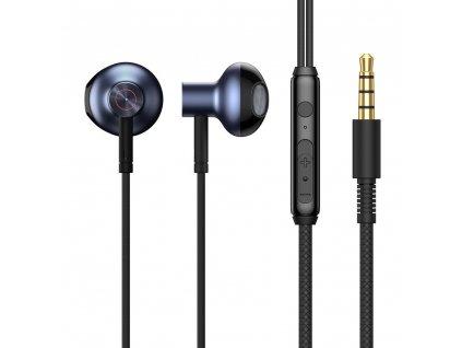 Baseus Encok H19 headset sluchátka černé NGH19-01