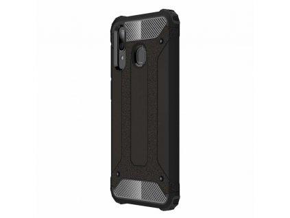 Hybrid Armor Case odolné pouzdro pro Samsung Galaxy A11 / M11 černé
